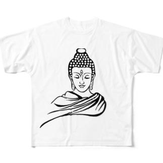 十戒 Full graphic T-shirts