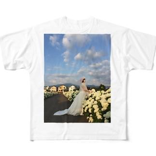 アナベルと花嫁 Full graphic T-shirts