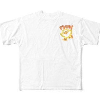 PI-YO!2 Full Graphic T-Shirt
