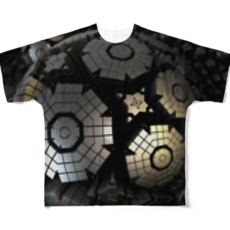3D Full graphic T-shirts