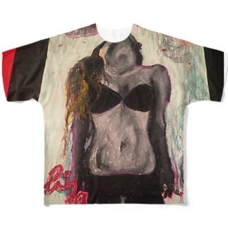 タバコ Full graphic T-shirts
