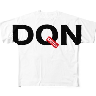 DQN Tシャツ Full graphic T-shirts