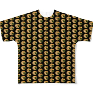 博多らーめん ShinShin Full graphic T-shirts