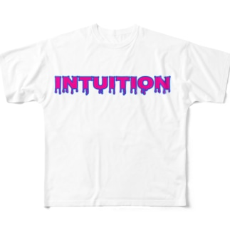 melt intuition Full graphic T-shirts