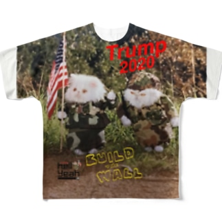 1776 heckyeah.com Full graphic T-shirts