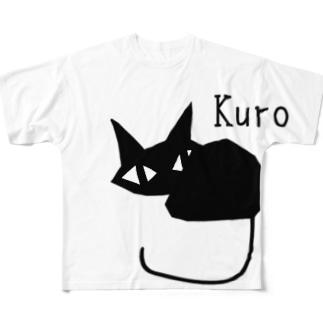 Kuro Full graphic T-shirts
