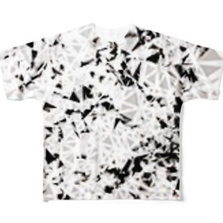 アノマノカリス Full graphic T-shirts