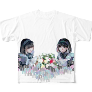 n Full graphic T-shirts