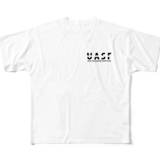 UASF.01 フルグラフィックTシャツ