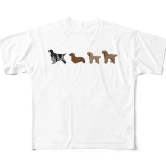 Y様 多頭シリーズ All-Over Print T-Shirt
