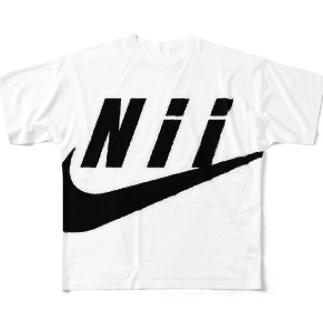 にいちゃん Full graphic T-shirts