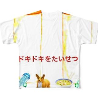 DKDKWTSTN Full graphic T-shirts