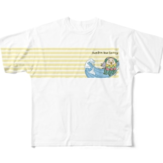 AMABIE_PROJECT2 Full graphic T-shirts