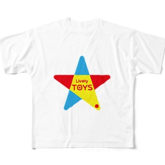 LivelyTOYS Full graphic T-shirts