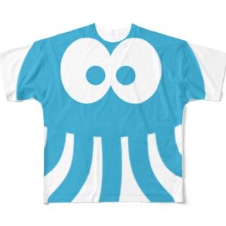 くだくらげ Full graphic T-shirts