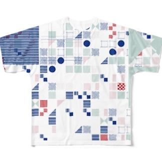 _03 Full graphic T-shirts