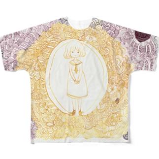 エリィ Full graphic T-shirts