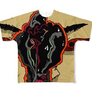 Violent Fist Full graphic T-shirts