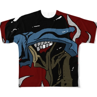 DICK VENOM Full graphic T-shirts
