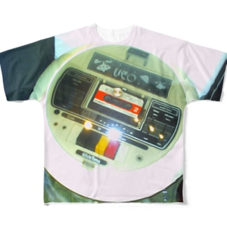 UFO Full graphic T-shirts