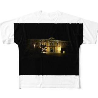 学び舎 Full graphic T-shirts