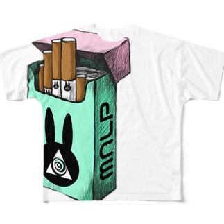 きみのにおい Full graphic T-shirts