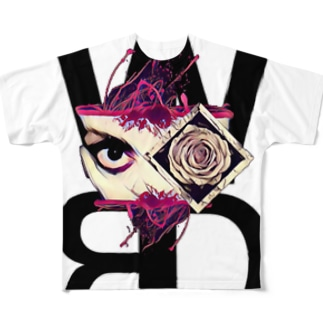 WIRD Full graphic T-shirts
