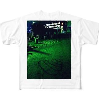 Midnight Invincible Children Full graphic T-shirts