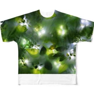 NeedYouSoundsのおしゃれだろ Full graphic T-shirts