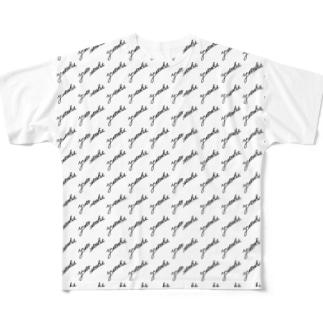 サイン2 Full graphic T-shirts