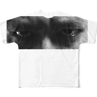 菅野アイ Full graphic T-shirts