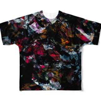 Qw Full Graphic T-Shirt