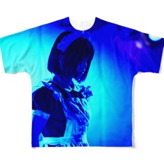 あおはるフルグラシャツ フルグラフィックTシャツ