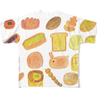 Yusuke パン Full Graphic T-Shirt