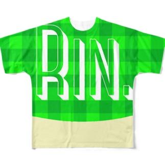 Rin.goods Full graphic T-shirts