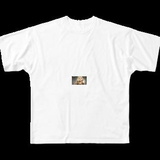 fhaoeuwroの 勃起を抑える方向に働く物質をブロックする阻害剤 Full graphic T-shirts