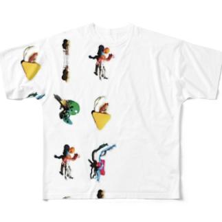 same,same,same Full graphic T-shirts