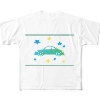 星空ドライブ Full Graphic T-Shirt