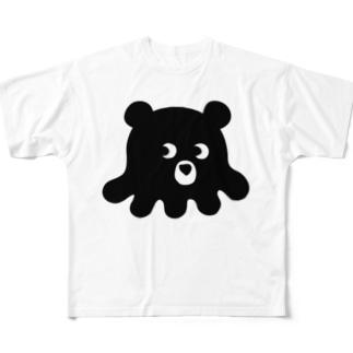 TAKOMUMA Full graphic T-shirts