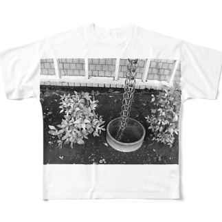 Stand still. Full graphic T-shirts