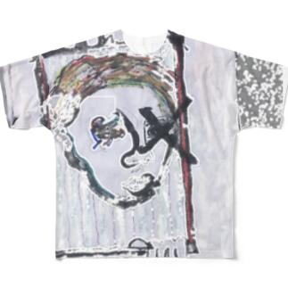 propaganda Full graphic T-shirts