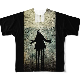 Scarecrow Full graphic T-shirts