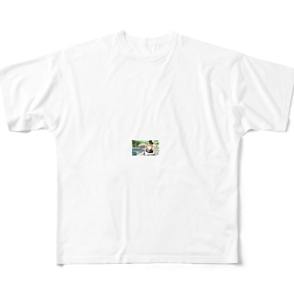 20代の中折れ原因 Full graphic T-shirts