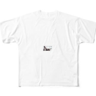 男性としての自信喪失に繋がりますし Full graphic T-shirts