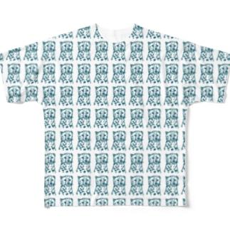 なんなをパワー Full graphic T-shirts
