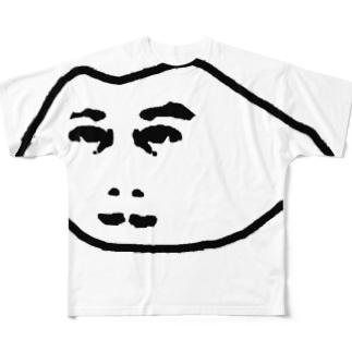 マッシュアップ Full graphic T-shirts