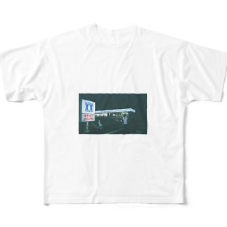 ローソンT Full graphic T-shirts