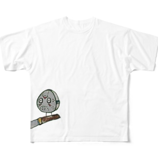 shirotaro-13- Full graphic T-shirts