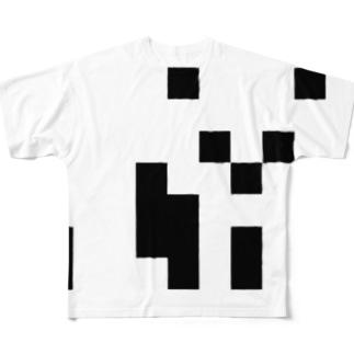 パンダ🐼 Full graphic T-shirts