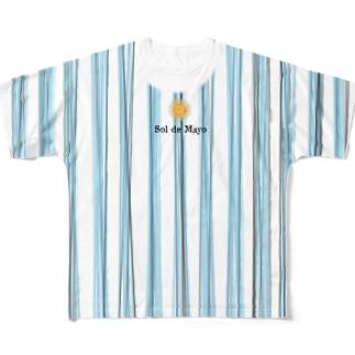 Sol de Mayo Full graphic T-shirts